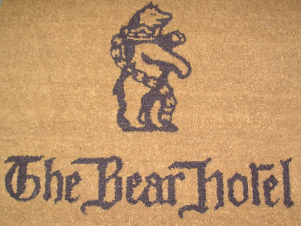 Bear carpet